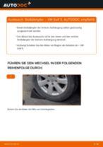 Wie VW Golf 5 Stoßdämpfer hinten wechseln - Schritt für Schritt Anleitung