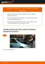 DIY-Leitfaden zum Wechsel von Stoßdämpfer beim FIAT PUNTO