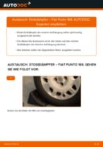 JAGUAR E-TYPE Bremsscheiben wechseln hinten und vorne Anleitung pdf