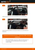 Tipps von Automechanikern zum Wechsel von FIAT Fiat Punto 188 1.2 16V 80 Scheibenwischer