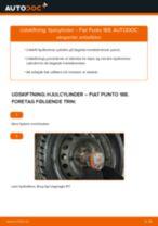 Udskift hjulcylinder - Fiat Punto 188 | Brugeranvisning