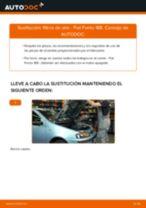 Manual online sobre el cambio de Juego de pastillas de freno por su cuenta en BMW F45