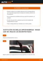 Recomendaciones de mecánicos de automóviles para reemplazar Filtro de Habitáculo en un NISSAN NISSAN LEAF Elektrik