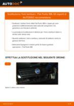 Le raccomandazioni dei meccanici delle auto sulla sostituzione di Freno a Tamburo FIAT Fiat Panda 169 1.1