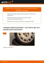 Wymiana Pompa hamulcowa FIAT PUNTO: online przewodnik