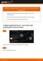 Jak vyměnit a regulovat Brzdové obloženie přední a zadní: zdarma průvodce pdf