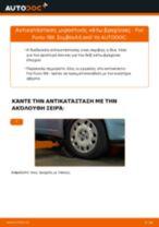 FIAT PUNTO αντιμετώπιση προβλημάτων εγχειρίδιο