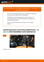 Αλλαγή Ελατήρια VW GOLF: δωρεάν pdf