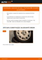 Manual de serviço FIAT PUNTO