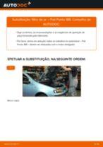 Recomendações do mecânico de automóveis sobre a substituição de FIAT Fiat Punto 188 1.2 16V 80 Amortecedor