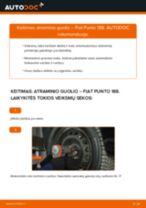 VW BORA Įtempiklio skriemulys, paskirstymo diržas pakeisti: žinynai pdf
