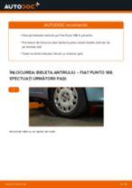Schimbare Bieleta stabilizatoare spate dreapta FIAT PUNTO: online ghidul
