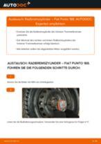 Wie Fiat Punto 188 Radbremszylinder wechseln - Anleitung