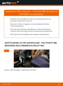 Come effettuare una sostituzione di Filtro Antipolline su FIAT ? Dai un'occhiata alla nostra guida dettagliata e scopri come farlo