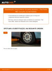 Como realizar a substituição do Braço De Suspensão no FIAT ? Dê uma olhada no nosso guia detalhado e saiba como fazê-lo