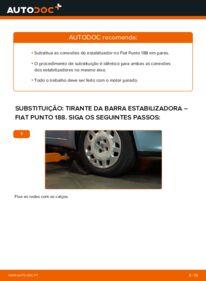 Como realizar a substituição do Tirante da Barra Estabilizadora no FIAT ? Dê uma olhada no nosso guia detalhado e saiba como fazê-lo
