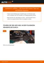 Wie Bremshalter hinten links rechts beim Citroën Berlingo M wechseln - Handbuch online