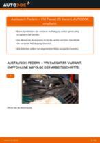 Wie VW Passat B5 Variant Federn vorne wechseln - Schritt für Schritt Anleitung