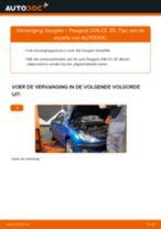 DENSO IXEH20TT voor 206 CC (2D) | PDF handleiding voor vervanging