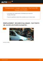 Montage Moyeux de roue FIAT PUNTO (188) - tutoriel pas à pas