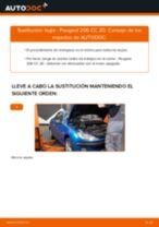 Manual de taller para 308 SW I (4E_, 4H_) 2.0 Bioflex en línea