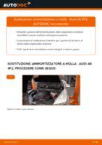 Cambiare Ammortizzatori AUDI A6: manuale tecnico d'officina