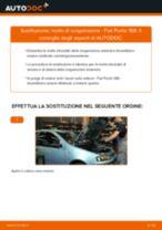 Montaggio Molle di sospensione FIAT PUNTO (188) - video gratuito