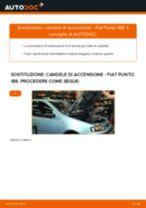 Le raccomandazioni dei meccanici delle auto sulla sostituzione di Candela Di Accensione FIAT Fiat Panda 169 1.1