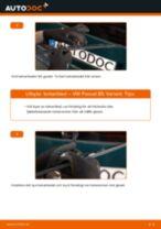 Lär dig hur du fixar Torkarblad fram och bak VW problemen
