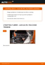 Bytte Hjullager bak og foran Honda Civic VI: handleiding pdf