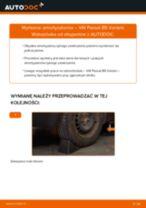 Jak wymienić Amortyzatory w VW PASSAT Variant (3B6) - porady i wskazówki