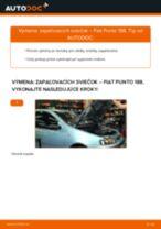 Návod na riešenie problémov: FIAT MAREA manuál