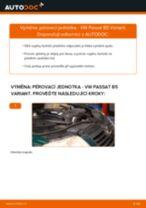 Výměna Zapalovaci svicka VW PASSAT: zdarma pdf