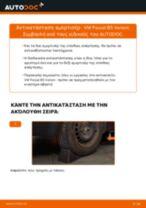 Αλλαγή Αμορτισέρ VW PASSAT: δωρεάν pdf