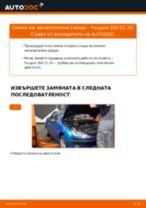 Препоръки от майстори за смяната на PEUGEOT Peugeot 407 Седан 1.6 HDi 110 Колесен лагер
