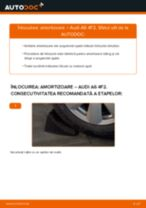 Schimbare Amortizoare AUDI A6: pdf gratuit