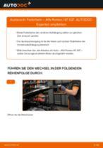 Peugeot Bipper Tepee Bremsbacken für Trommelbremse: Online-Handbuch zum Selbstwechsel