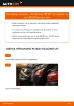 Schokbreker vervangen: pdf instructies voor ALFA ROMEO 147