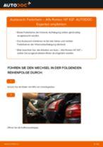MERCEDES-BENZ Heckleuchten Glühlampe selber wechseln - Online-Anweisung PDF