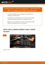 Manuel du propriétaire ALFA ROMEO pdf