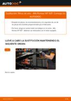 Cambio Kit de accesorios, pastillas de frenos Renault Twingo 3: guía pdf