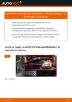 Reemplazar Amortiguador RENAULT TWINGO: pdf gratis