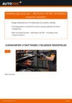 Bytte Dynamo Fiat Panda 312: handleiding pdf