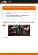 Zracni filter ALFA ROMEO 147 (937) | PDF vodič za zamenjavo