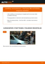 Mekanikerens anbefalinger om bytte av FIAT Fiat Panda 169 1.1 Bremseklosser