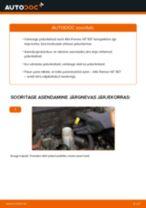CHRYSLER hooldus - juhend pdf