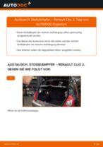 Mazda 6 GH Kombi Wischblatt: Online-Handbuch zum Selbstwechsel