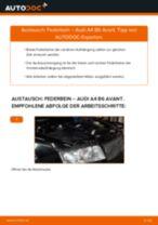 FORD S-MAX Spurlenker ersetzen - Tipps und Tricks