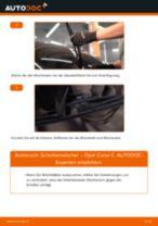 Wie Opel Corsa C Scheibenwischer hinten wechseln - Schritt für Schritt Anleitung