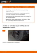 Wie Opel Corsa C Domlager vorne wechseln - Anleitung